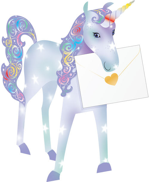 Special Delivery - Unicorn