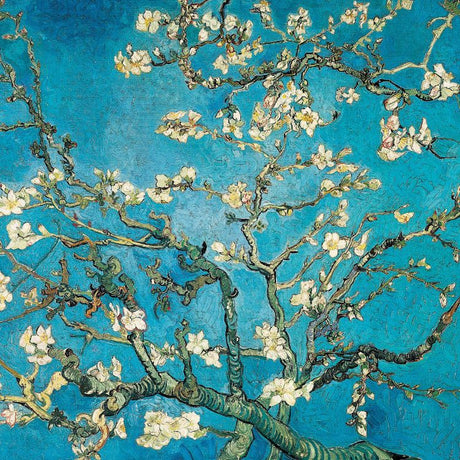 Museums and Galleries - Almond branches in bloom