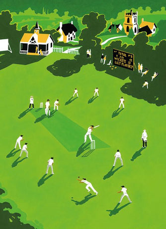 Museums and Galleries - The Cricket Match