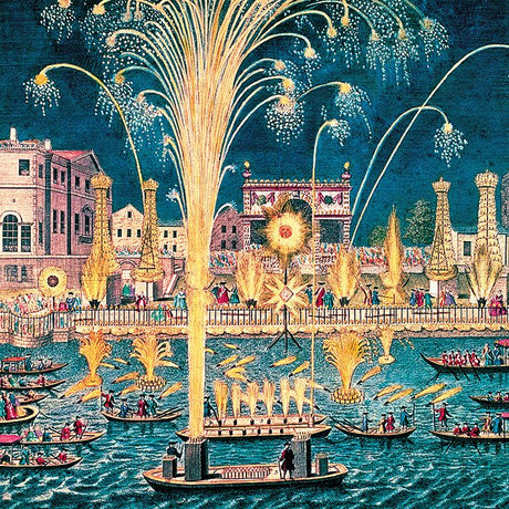 Museums and Galleries - Fireworks and illuminations