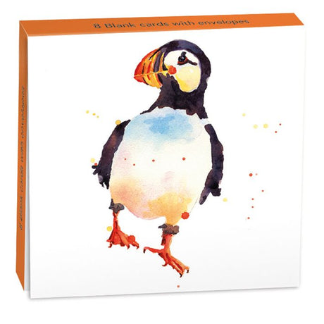Museums and Galleries - Puffin prim x 8