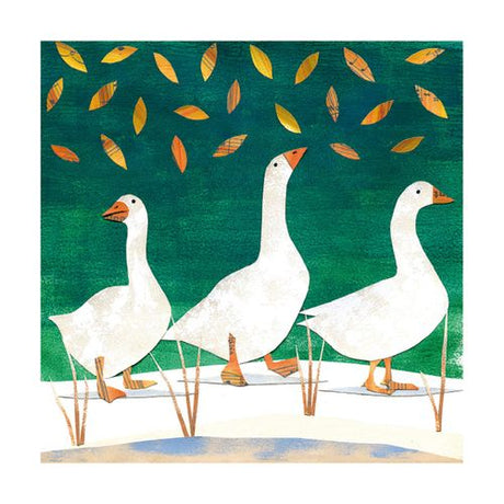 Museums and Galleries - Snow Geese x 8