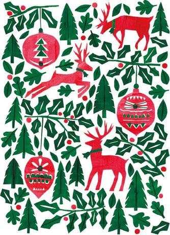 Museums and Galleries - Festive Forest x 8
