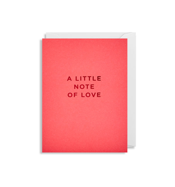 Lagom - Little Note of Love