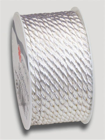 3m Mosel Ribbon 4mm - Silver