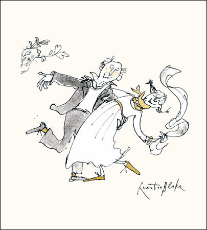 Quentin Blake - Couple