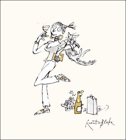 Quentin Blake - Tipple and Tiddles