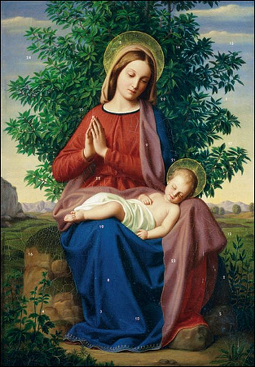 Woodmansterne - Madonna And Child