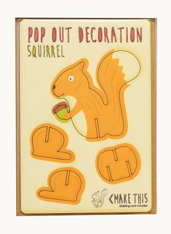 PopOut Squirrel