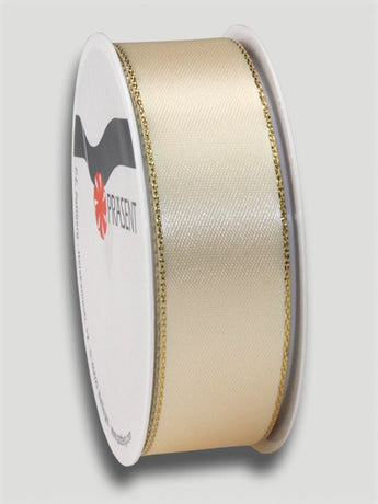 3m Broadway Ribbon 25mm - Cream