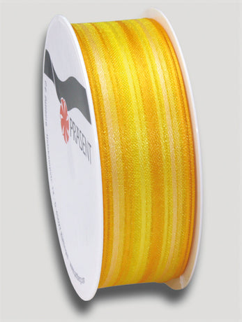 3m Malediven Ribbon 25mm - Yellow