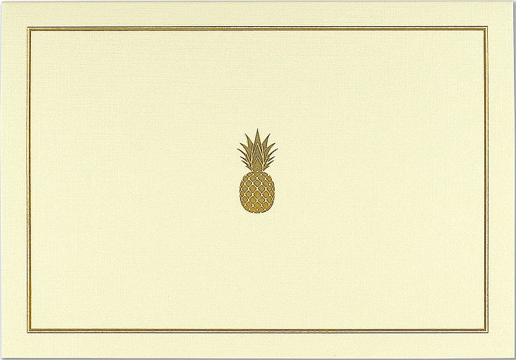 Peter Pauper - Pineapple Notes x 14