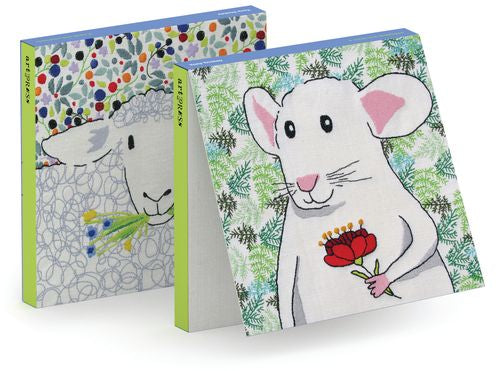 Tony Trickey - Notecard Wallet x 6