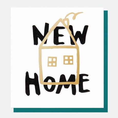 Caroline Gardner - New Home