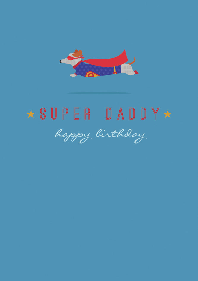 Art File - Super daddy