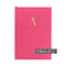 Monogram Notebook - Pink