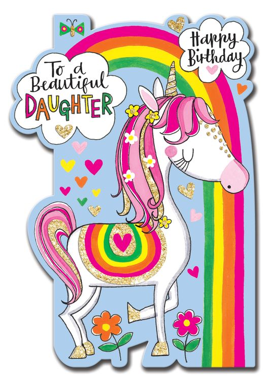 Rachel Ellen - Daughter Unicorn