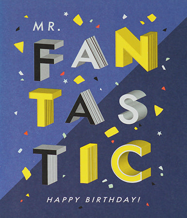 Paperlink - Mr Fantastic