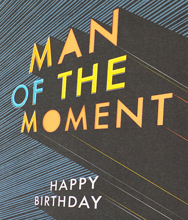 Paperlink - Man Of The Moment