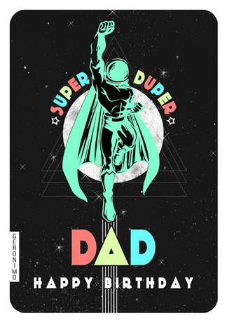 Art File - Super Dad