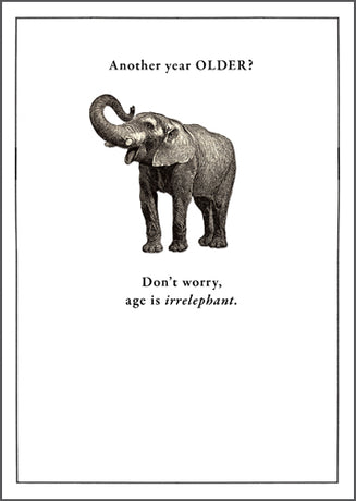 Etched - Age is irrelephant
