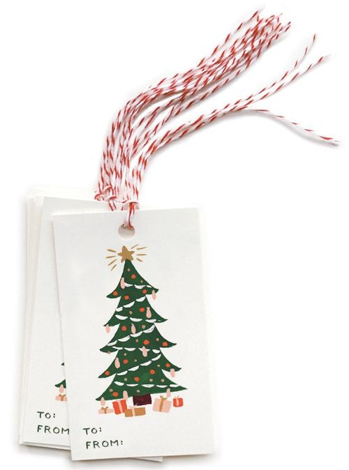 Rifle Paper - Christmas Tree Gift Tags