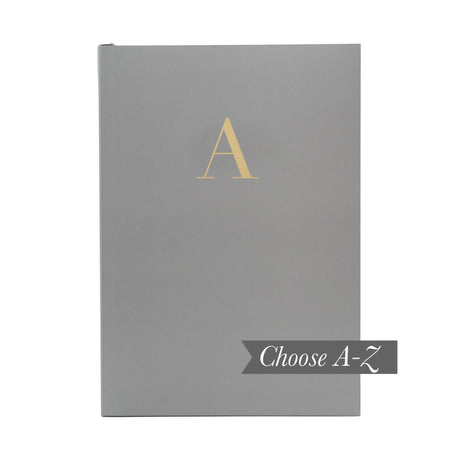 Monogram Notebook - Granite