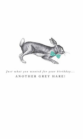 Art File - Another Grey Hare