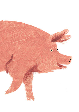 Holly Frean - Potter the Pig