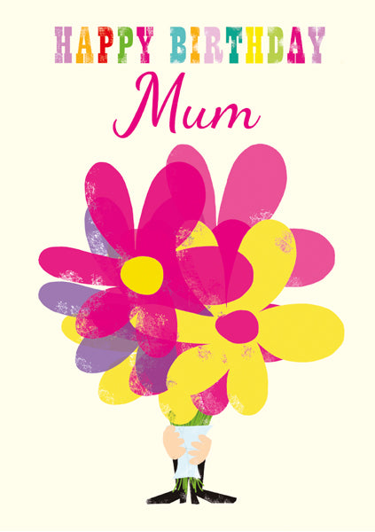 Ink Press - Happy birthday mum