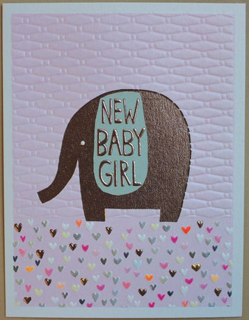 Paper Salad - Baby Girl Elephant