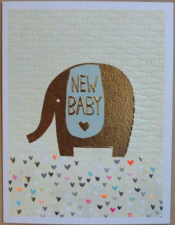 Paper Salad - New Baby Elephant
