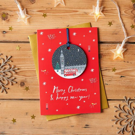 Jessica Hogarth - Big Ben Bauble Keepsake