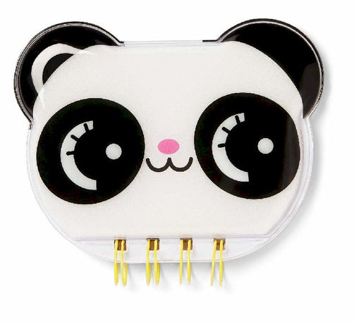 Pango - A6 Jelly Notebook - Panda