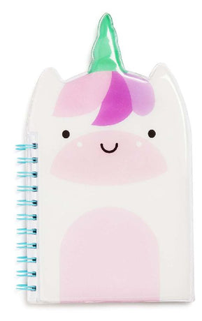 Pango - A5 Jelly Notebook - Unicorn
