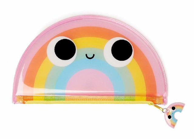 Pango - Jelly Pencil Case - Rainbow