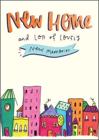 The Happy News - New home