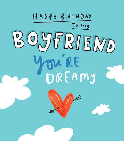 The Happy News - Boyfriend Birthday