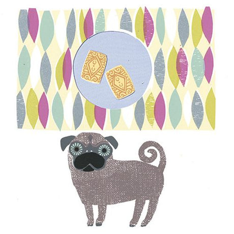 Jane Ormes - In this pug's dreams there were custard creams