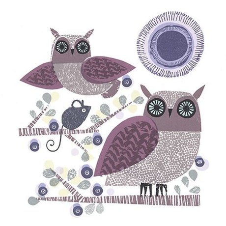 Jane Ormes - Owl in need of an Optician