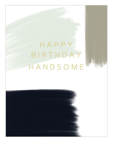Think Of Me - Happy Birthday Handsome