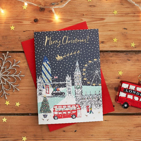 Jessica Hogarth - London Xmas Scene