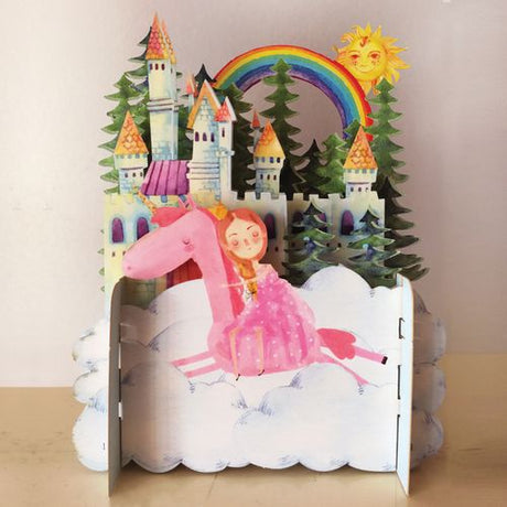 Alljoy Designs - Unicorn Castle