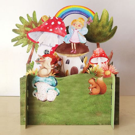 Alljoy Designs - Toadstool Fairy