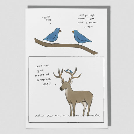 Liz Climo - Antlers