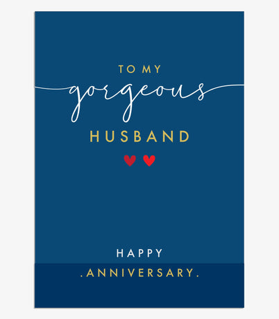 Think of Me - Gorgeous Husband Anniversary