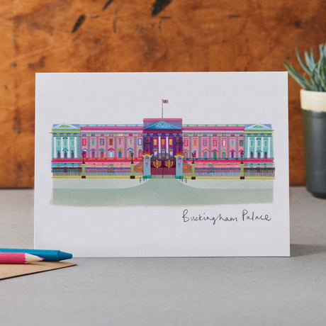 I Drew This - Buckingham Palace.