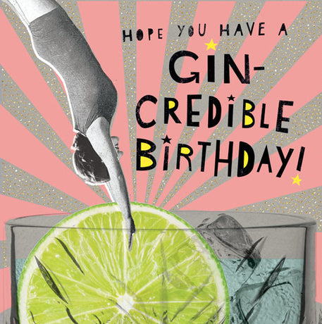 Pigment - Gin-Credible Birthday