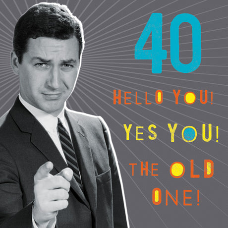 Pigment - 40th - Yes You The Old One
