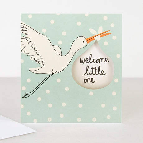 Caroline Gardner - Welcome little one Baby Boy